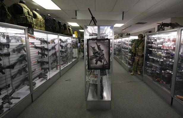 Airsoft Shop