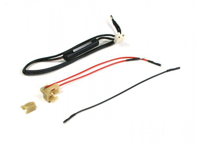 echo1 dsr wiring harness
