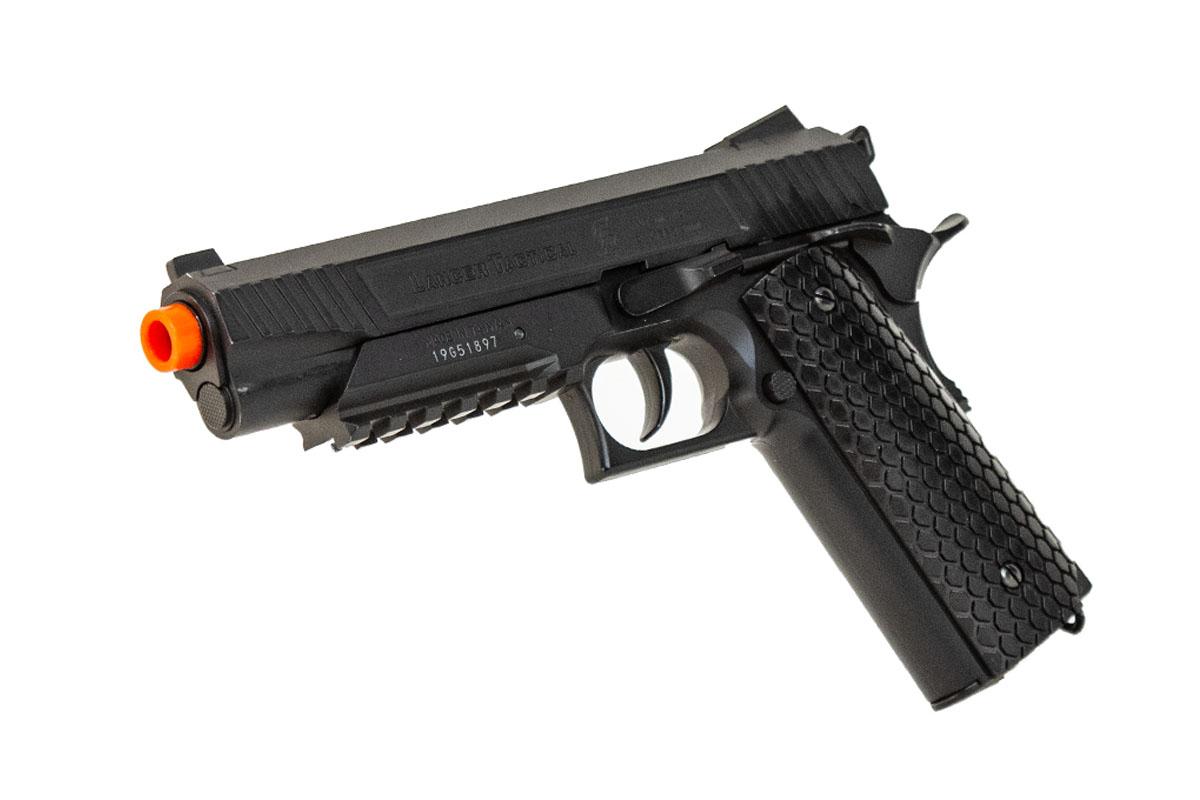 Lancer Tactical Cobra 1911 CO2 Blowback Airsoft Pistol