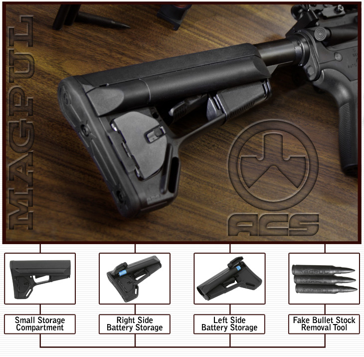 Magpul ACS Stock (MilSpec Version) =