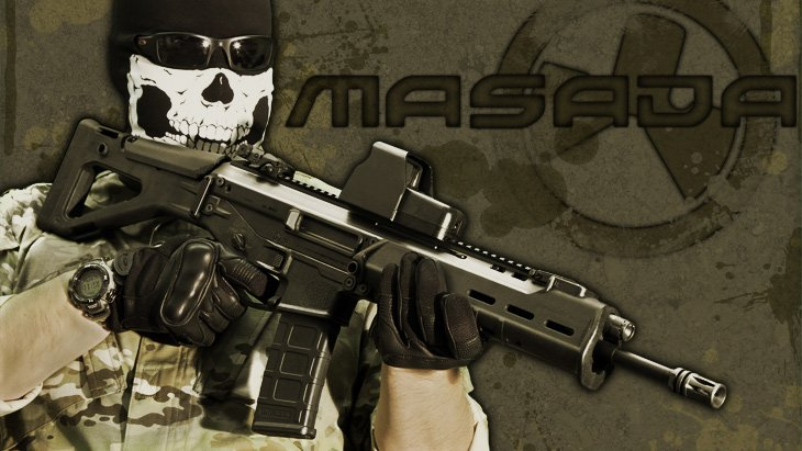 Magpul Full Metal Masada
