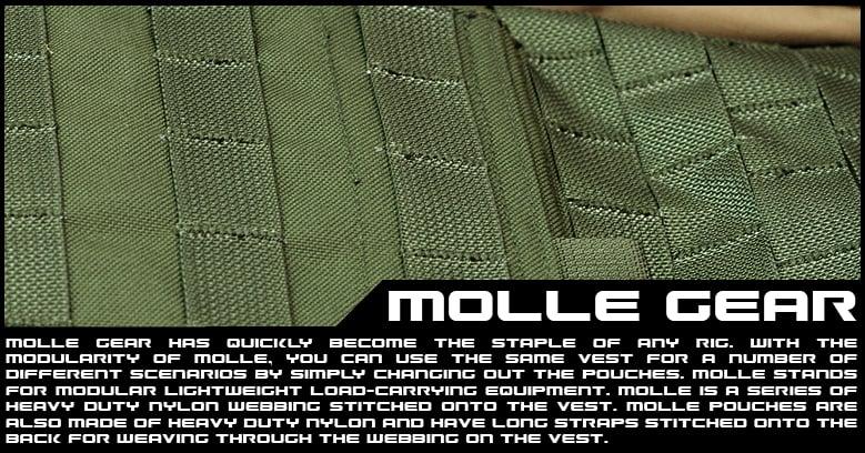 MOLLE Gear