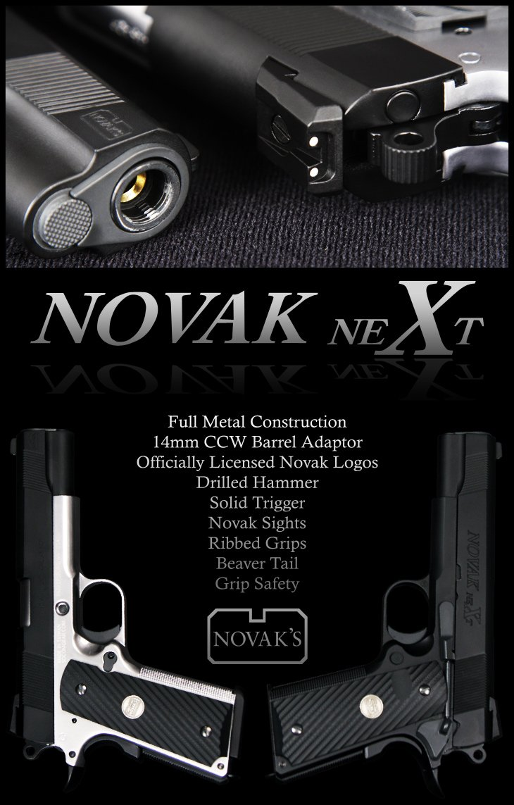 SOCOM Gear Novak Next