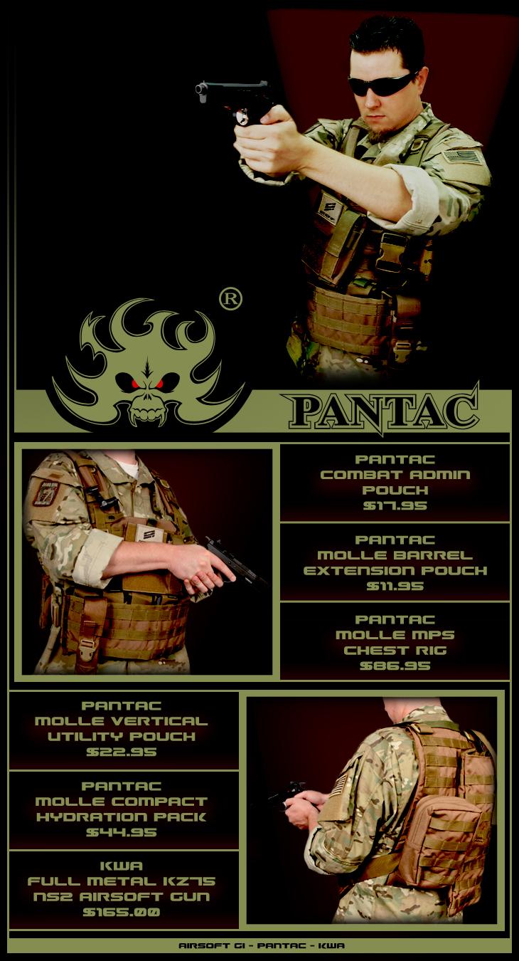 Pantac Tactial Gear