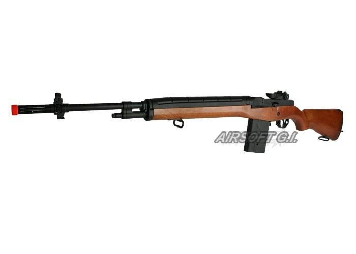 CYMA CM032 M14 Rifle AEG Airsoft Gun ( Imitation Wood )
