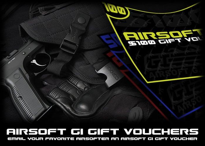 Airsoft GI Gift Voucher