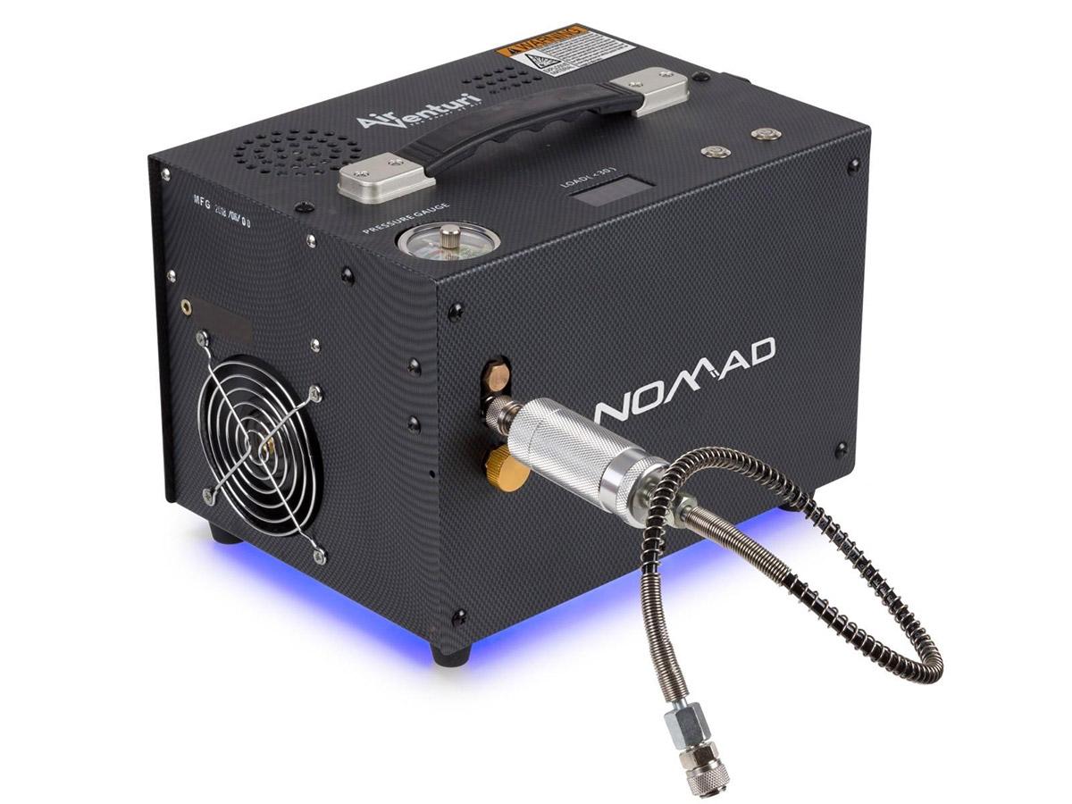 Air Venturi Nomad 2 4500 PSI Portable Compressor