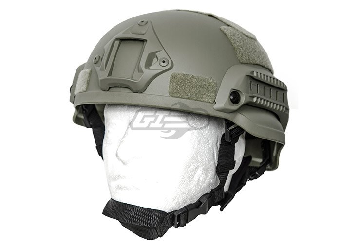 MICH Helmet Protective Spacer Pads /& Military Retention System Chin Strap Gear