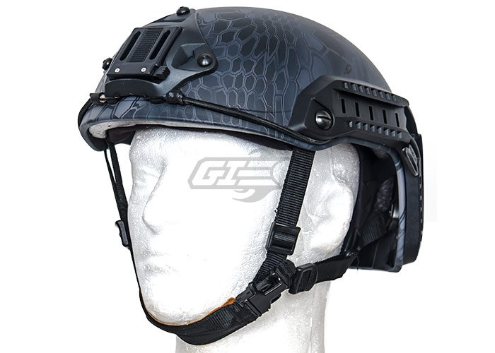 Lancer Tactical Maritime ABS Helmet (Typhoon/Large - XL)