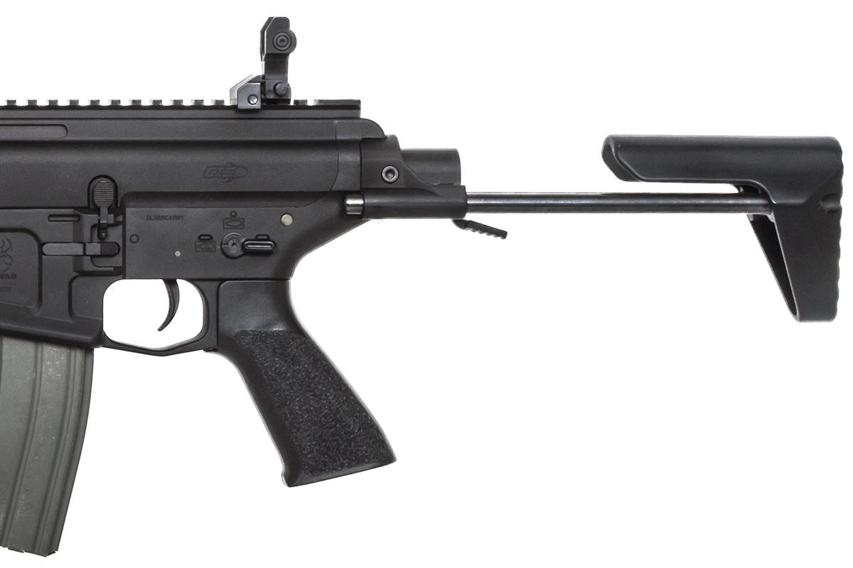 Classic Army Scarab ABR Carbine AEG Airsoft Rifle (Black)