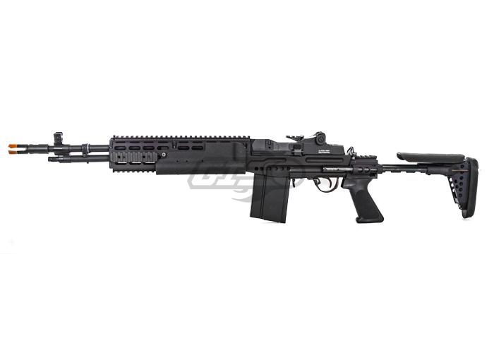 Classic Army Full Metal M14 EBR AEG Airsoft Gun ... M14 Ebr Airsoft