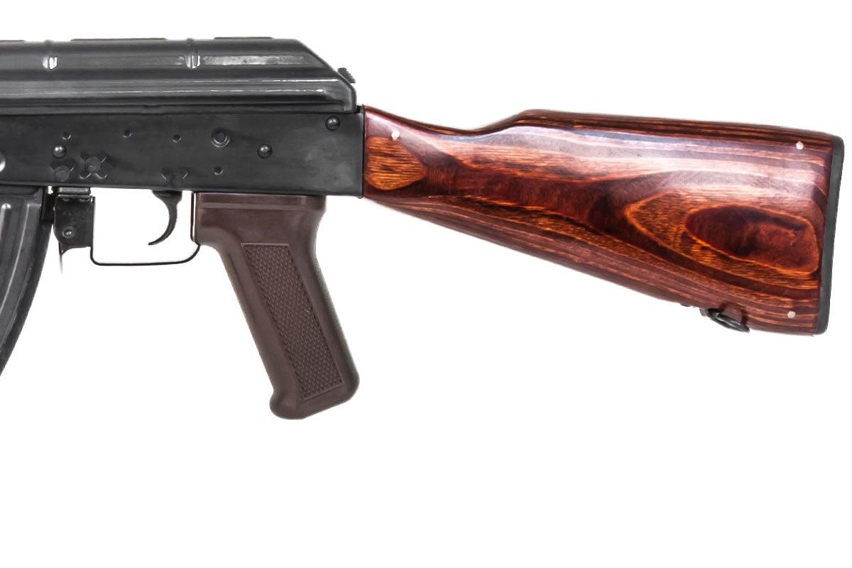 E&L Gen 2 AK47 AKM A101 AEG Airsoft Gun (Black/Wood)