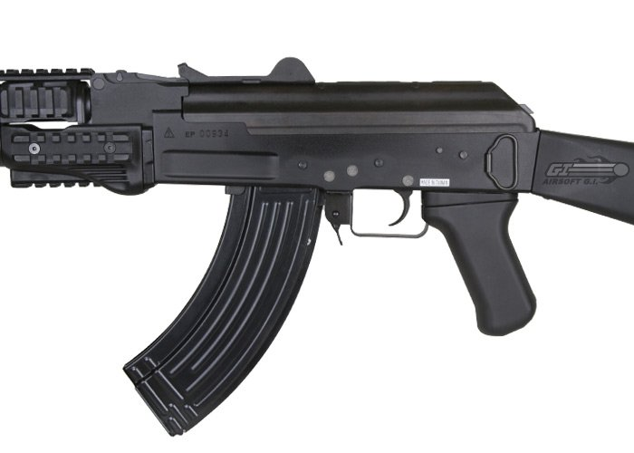G&G RK Beta AK Carbine AEG Airsoft Rifle ( Black )