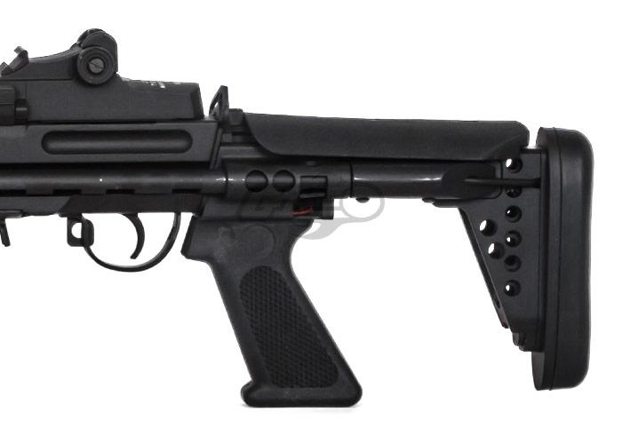 JG JG1403 M14 EBR Sniper Rifle AEG Airsoft Gun ( Black ) M14 Ebr Sniper Rifle