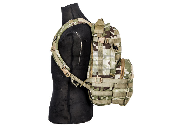 1a3c2317a2 LBX Tactical Light Strike Backpack ( Project Honor Camo )