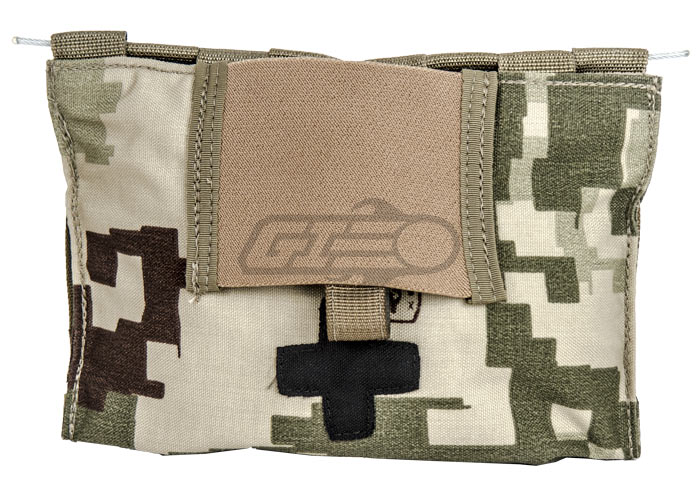 Lbx Tactical Med Kit Blow Out Pouch Project Honor Camo