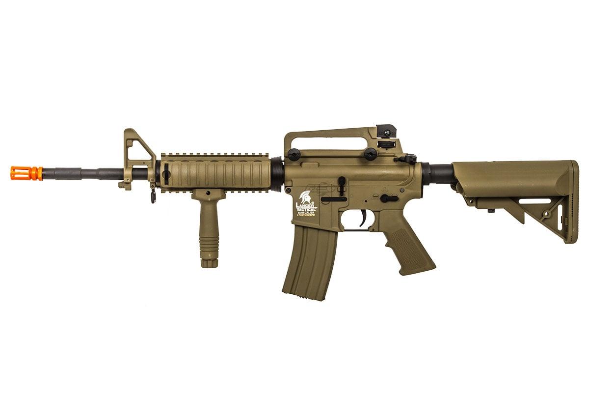 Lancer Tactical LT04T Gen 2 SOPMOD M4 RIS Carbine AEG ...