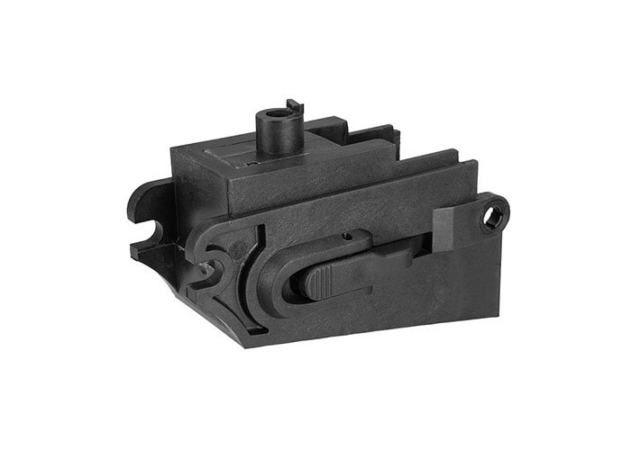 Sentinel Gears G36 Adapter for M4 Magazines (Black)
