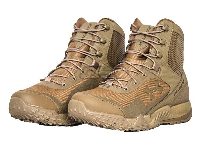 Under Armour Tactical Valsetz RTS Boots  Coyote  125