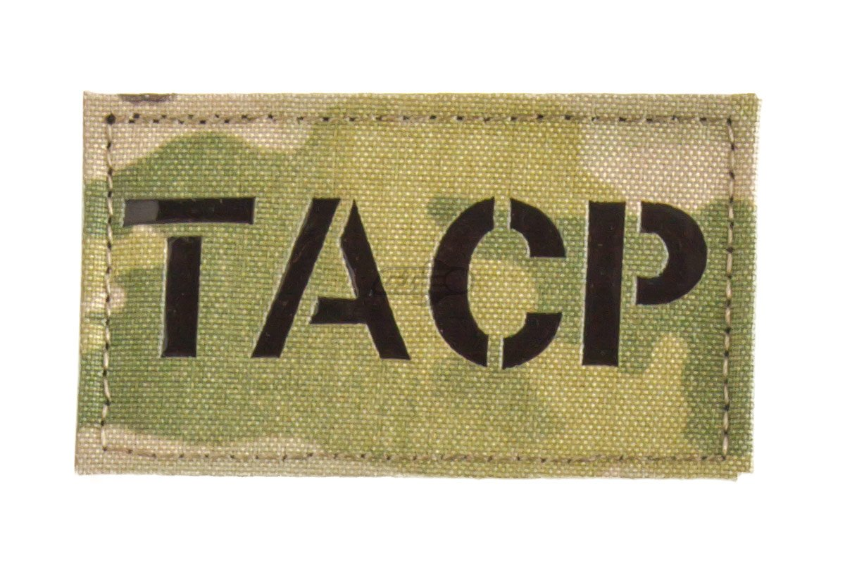 "Lancer Tactical ""TACP"" Signal Skills Patch (Modern Camo/IR)"
