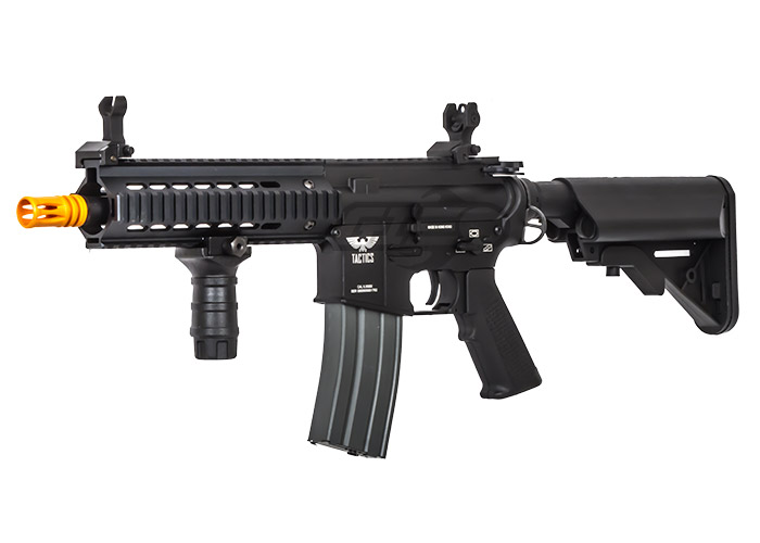 Apex Tactics Alpha M4 Carbine AEG Airsoft Rifle ( Black )