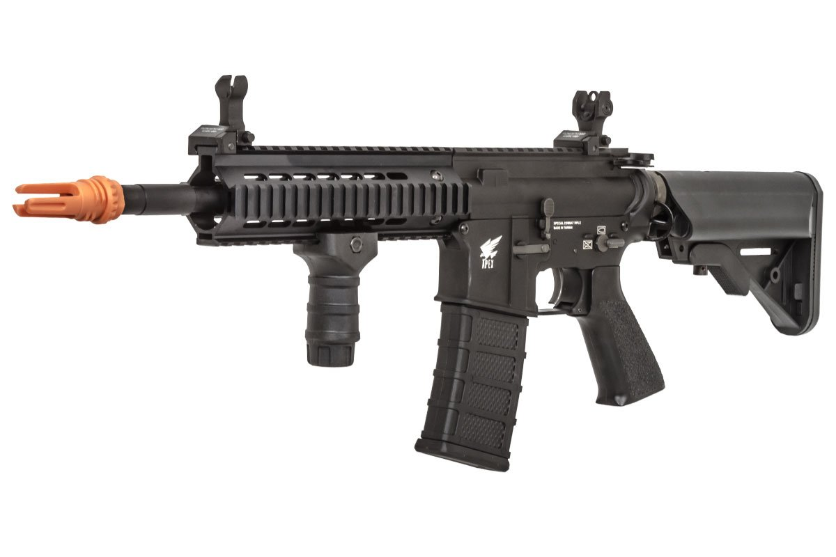 Apex M4 Special Combat Rifle AEG Airsoft Rifle (Black)