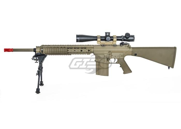 M110 Sniper Rifle Airsoft Knight's Armament M110...