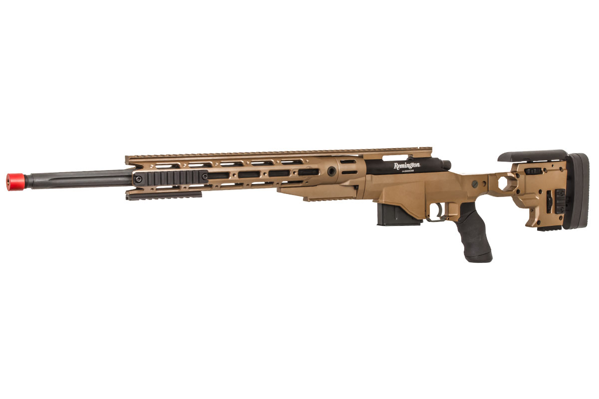 ARES MSR700 Bolt Action Spring Sniper Airsoft Rifle (Dark Earth)