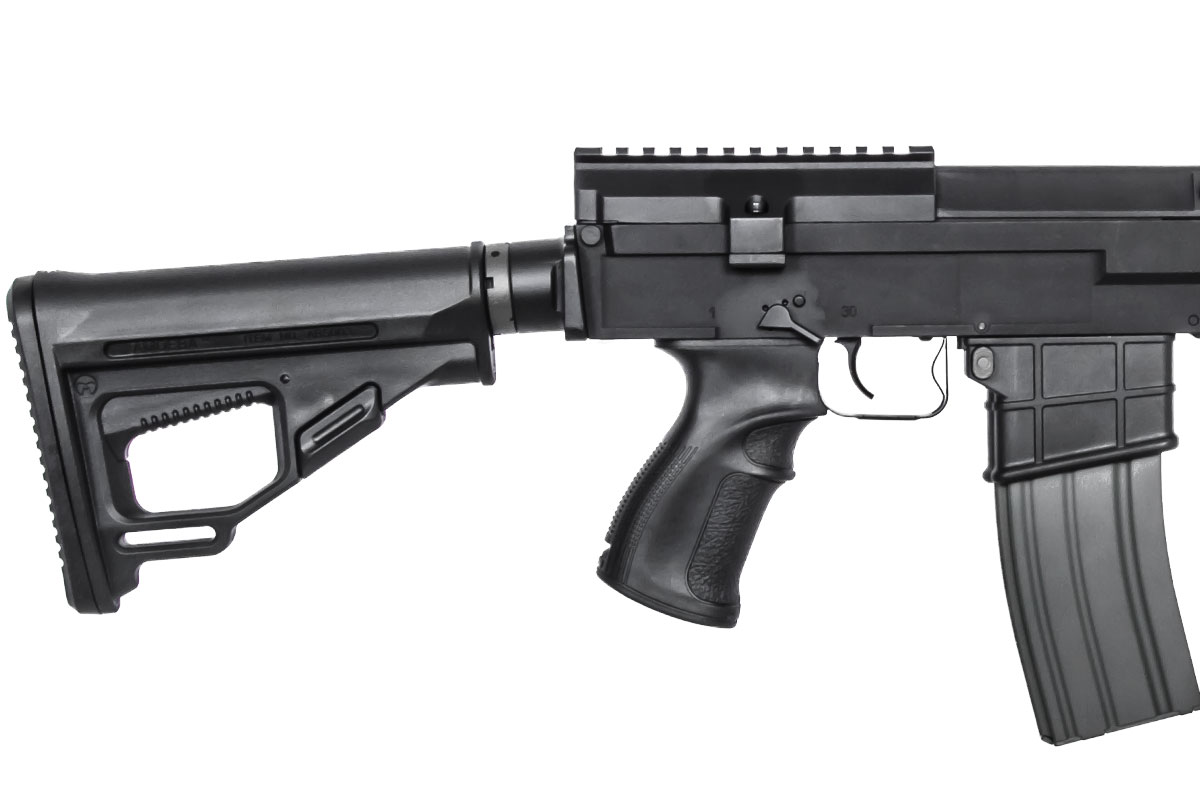 ARES SA VZ-58 High Performance Carbine AEG Airsoft Rifle (Black)