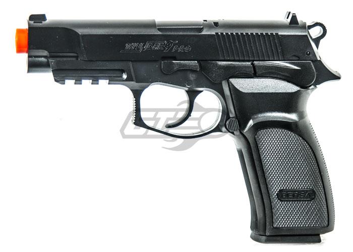 ASG BERSA Thunder 9 Pro Co2 Airsoft Pistol ( Black )