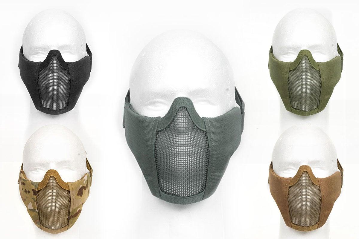 Metal Face Masks