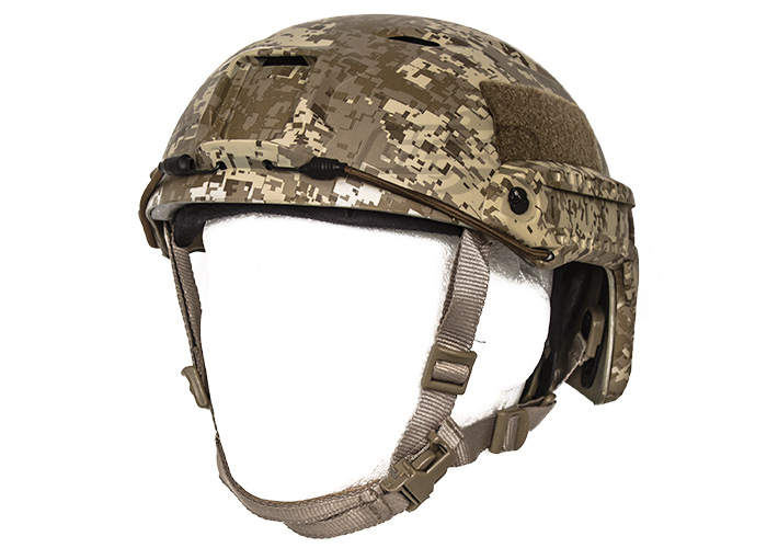 Lancer Tactical Helmet BJ Type (Medium-Large/Desert Digital)