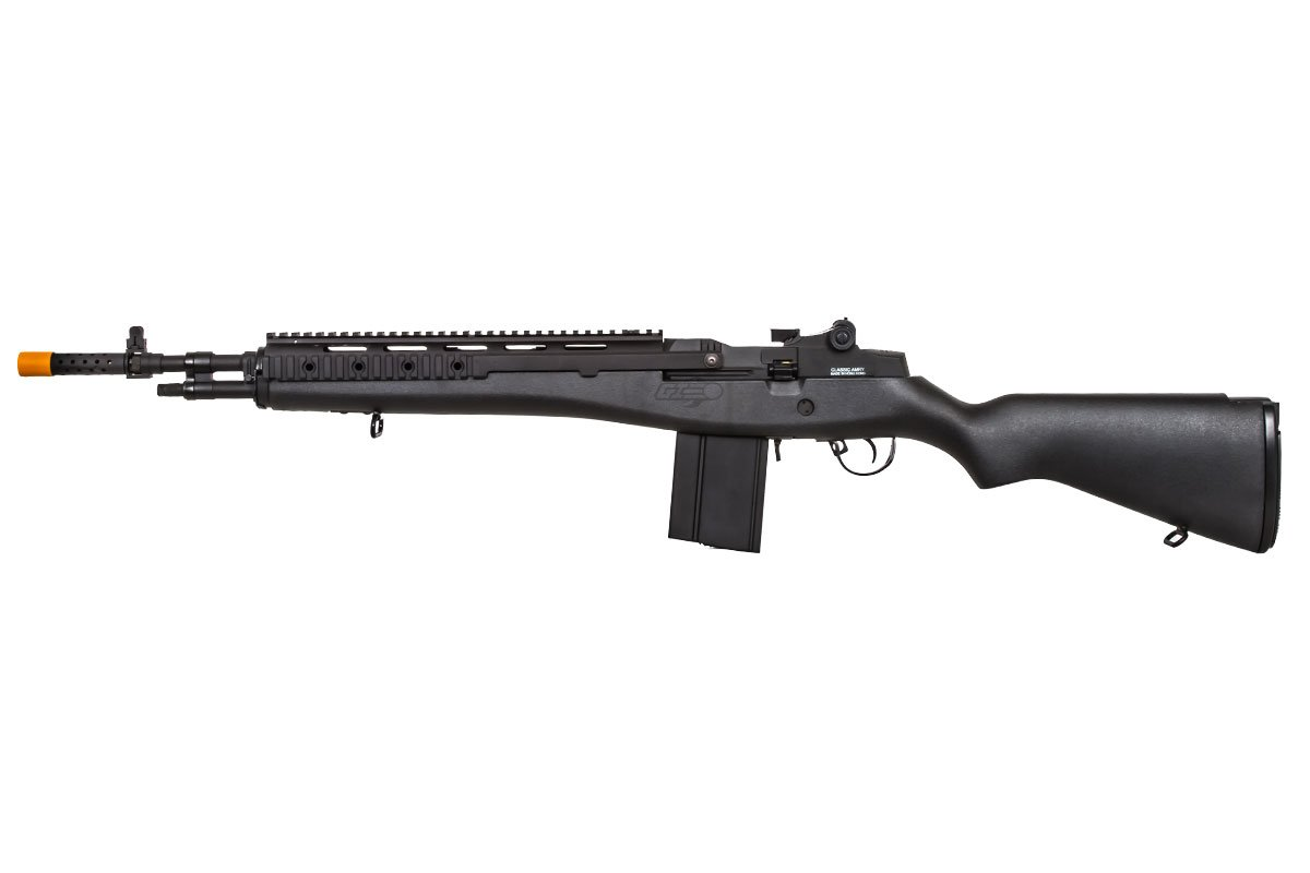 Classic Army Full Metal M14 Scout AEG Airsoft Rifle