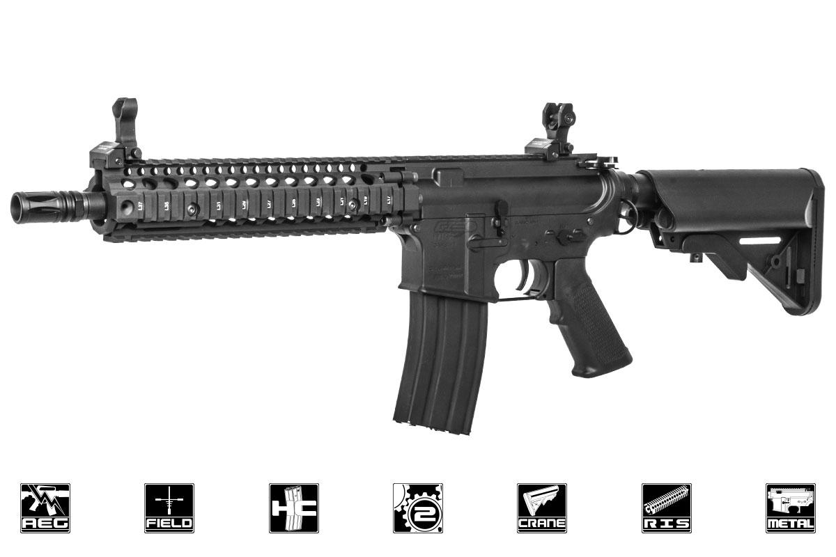 Classic Army CA18 MK18 M4 AEG Airsoft Rifle ( Black