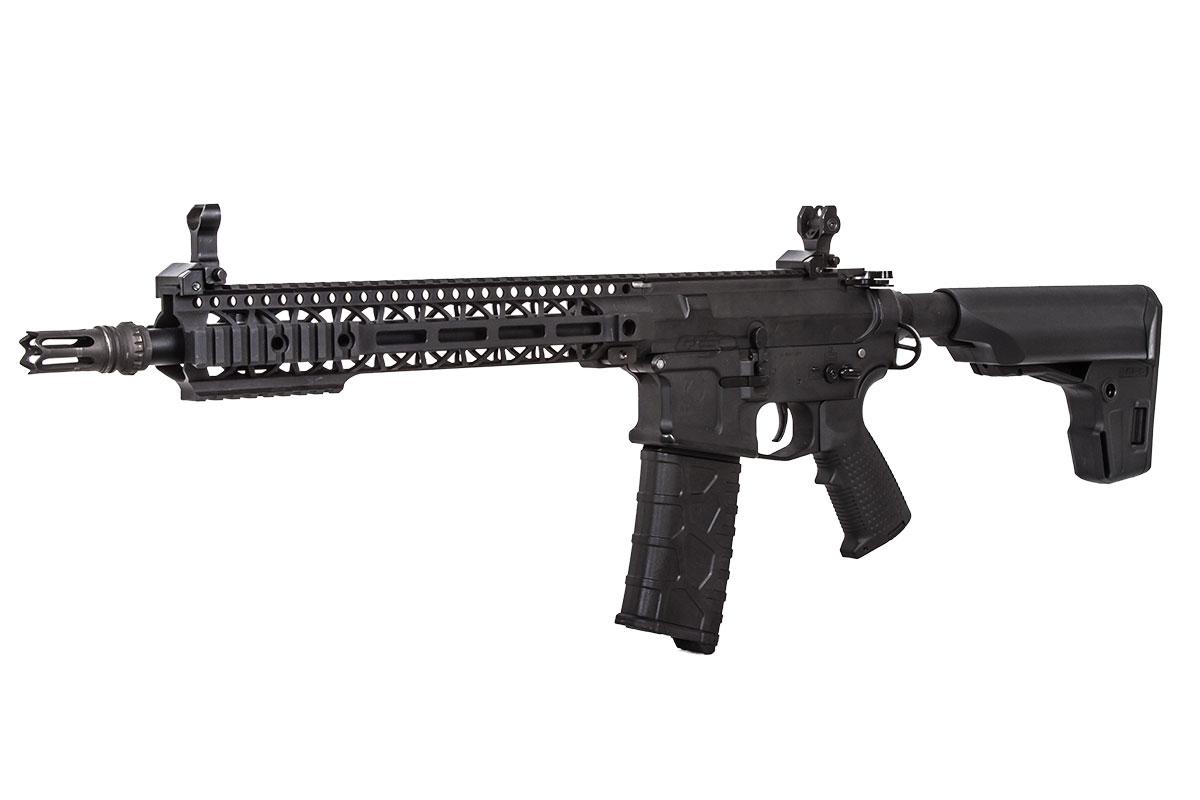 Classic Army Xtreme Nemesis LTD HEX M4 PTS EPS R HOP AEG Airsoft Gun ( Black )