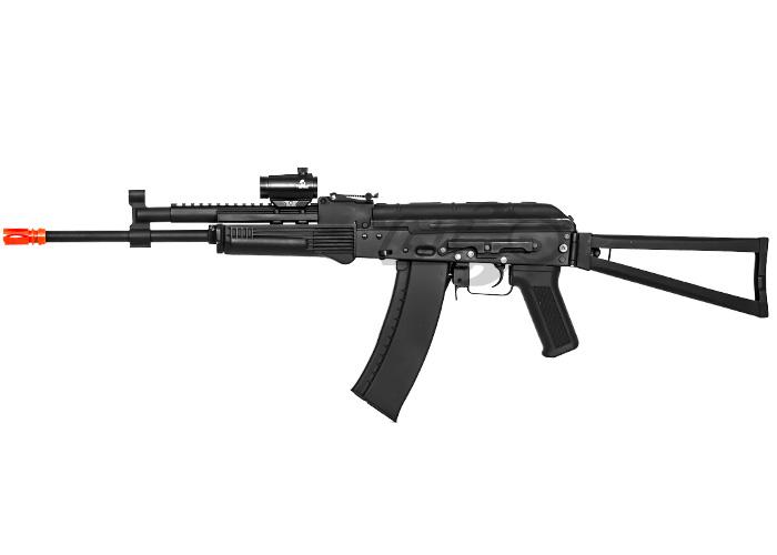 CYMA CM040J AK74 AEG Airsoft Rifle ( Black )
