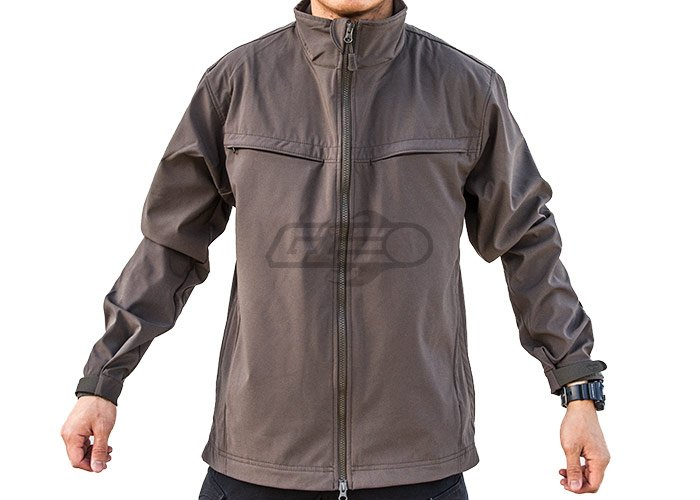 Condor Outdoor Covert Softshell Jacket (Graphite/L)