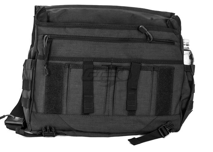 condor outdoor scythe messenger bag black. Black Bedroom Furniture Sets. Home Design Ideas