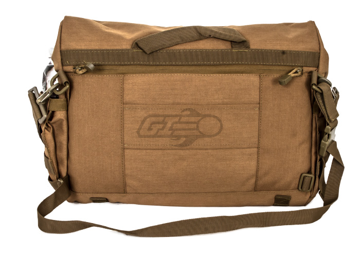 Condor Outdoor Scythe Messenger Bag Tan