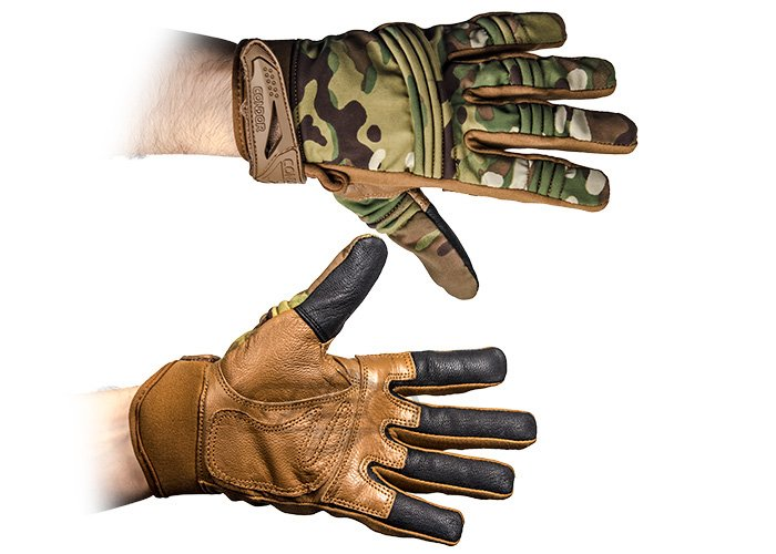 Condor Tactician Tactile Gloves (Multicam/XX- Large)