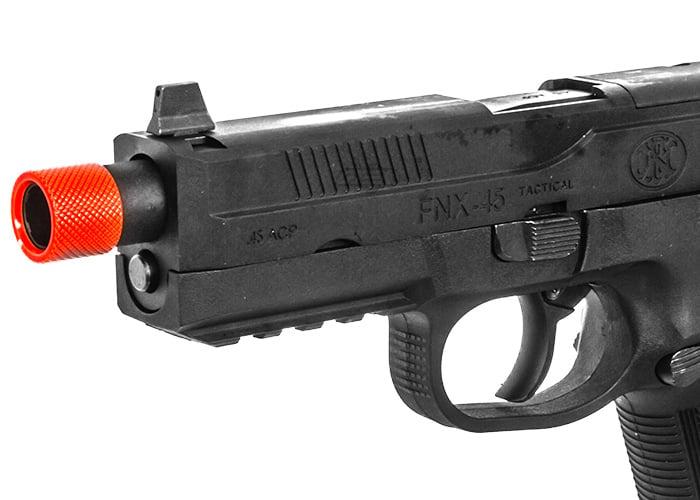 Fn Herstal Fnx 45 Tactical Gbb Airsoft Pistol Black
