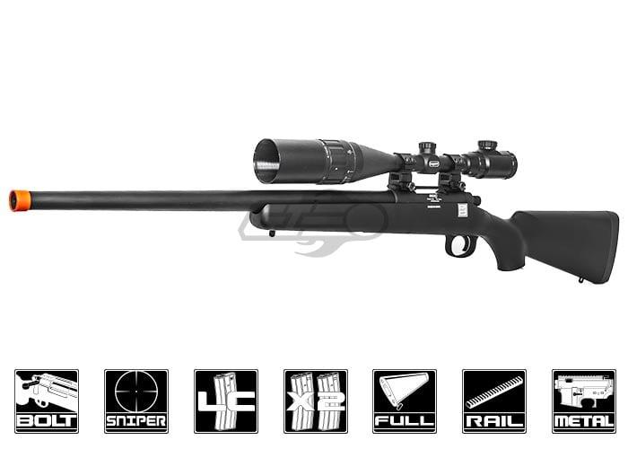 Echo 1 ASR Knowledge Compendium - Airsoft Sniper Forum