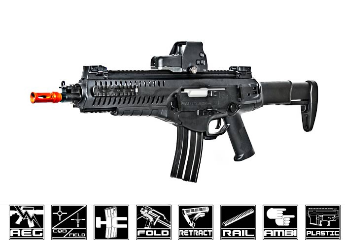 Elite Force Beretta ARX160 Competition Carbine AEG Airsoft Rifle (Black)