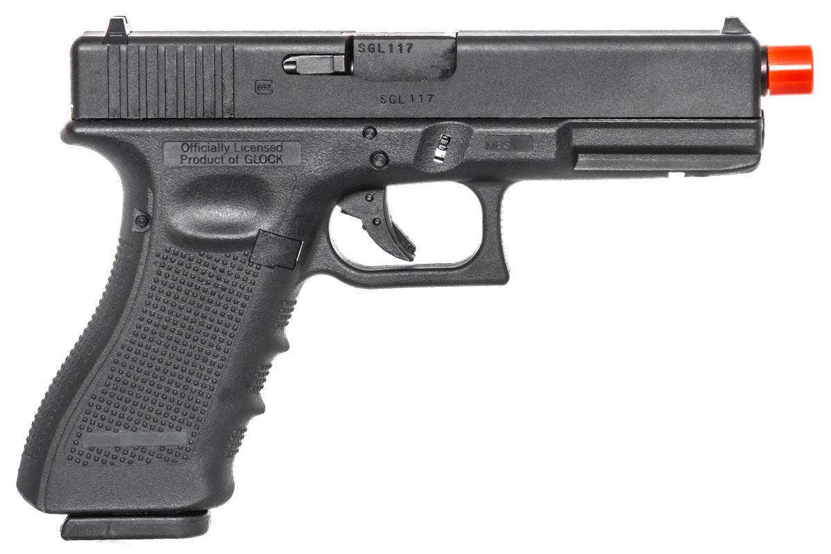 Elite Force GLOCK 17 GEN4 Gas Blow Back Airsoft Pistol ...