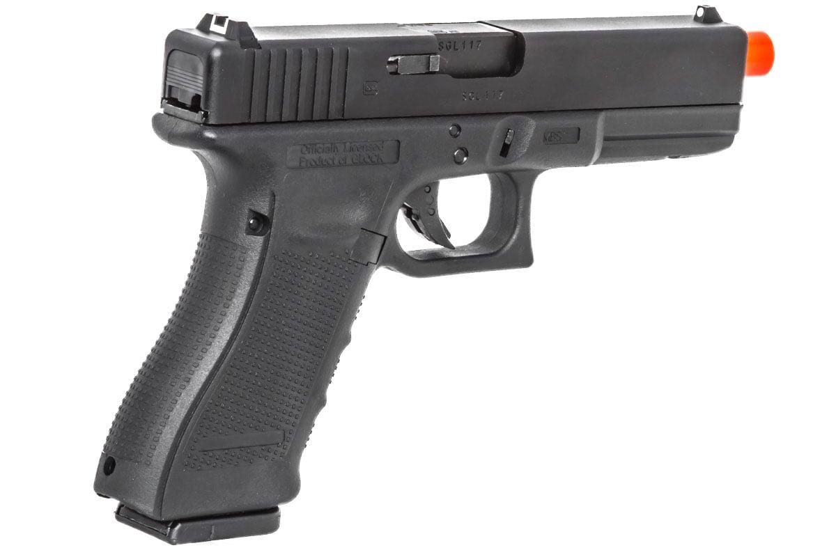 Elite Force Glock 17 Gen4 Gas Blow Back Airsoft Pistol Black