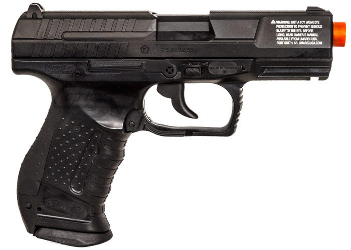 elite force walther p99 dao gen 2 blowback co2 airsoft pistol black rh airsoftgi com