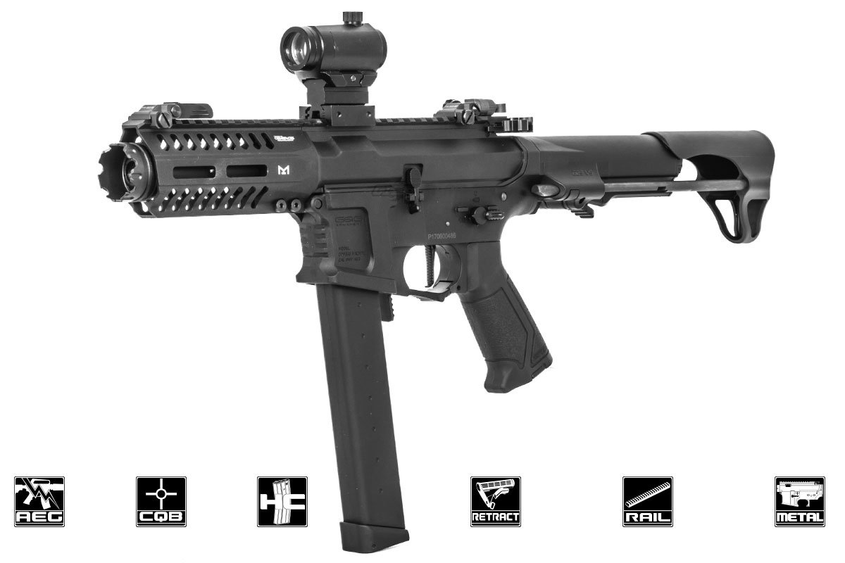 Connu G&G AEG | Airsoft GI | Free Shipping Over $60 KC72