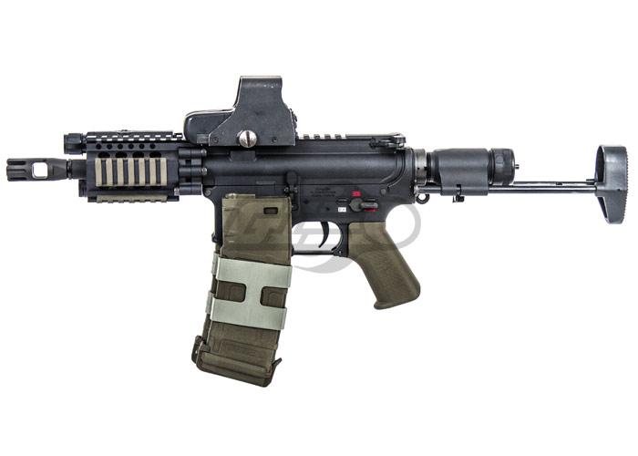 GI Extreme Custom Armory Sabotage AEG Airsoft Gun ( Black Card ...