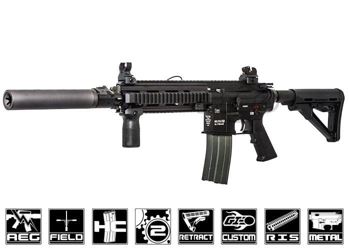 Airsoft Gi Custom Hk416 Brute Aeg Airsoft Gun