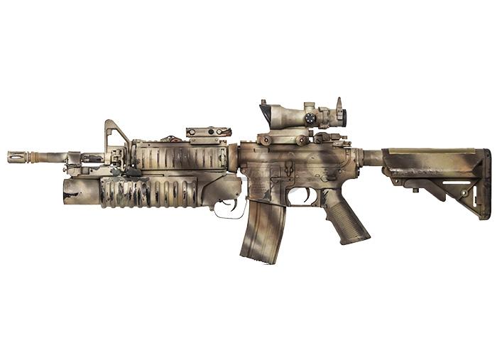 airsoft gi lone survivor danny deitz m4 aeg airsoft gun